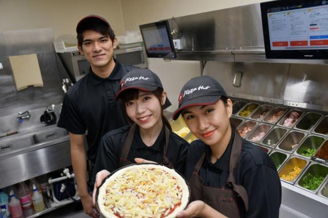 ピザハット十日市場店の画像・写真